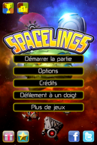 Test Spacelings 13 200x300 [Test] Spacelings, les extra terrestres envahissent votre iPhone (0,79€)