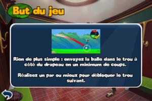 Test WormsCrazyGolf 10 300x200 [Test] Worms Crazy Golf débarque sur votre iPhone (2,39€)