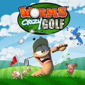 Test WormsCrazyGolf [Test] Worms Crazy Golf débarque sur votre iPhone (2,39€)