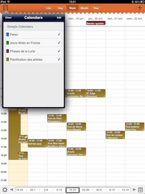 TestCalendarsReaddle0031 Test de Calendars   Un calendrier amélioré pour iPhone et iPad (5,49€)
