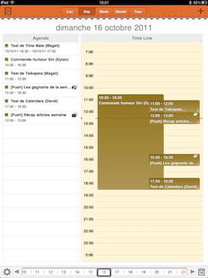 TestCalendarsReaddle0041 Test de Calendars   Un calendrier amélioré pour iPhone et iPad (5,49€)