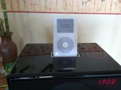 TestGeneva012 Test du Geneva Sound Systeme Model S pour iPhone   Une enceinte haut de gamme au design épuré
