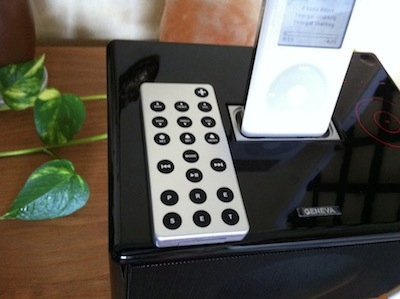 TestGeneva013 Test du Geneva Sound Systeme Model S pour iPhone   Une enceinte haut de gamme au design épuré
