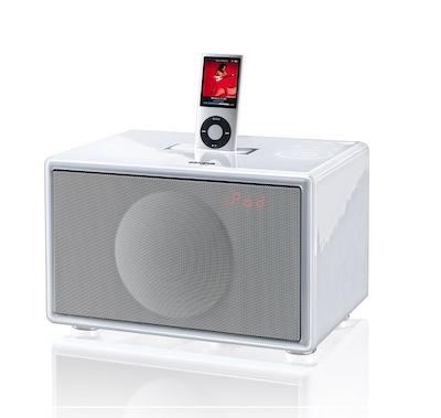 test du geneva sound systeme model s pour iphone une enceinte haut de gamme au design pur. Black Bedroom Furniture Sets. Home Design Ideas