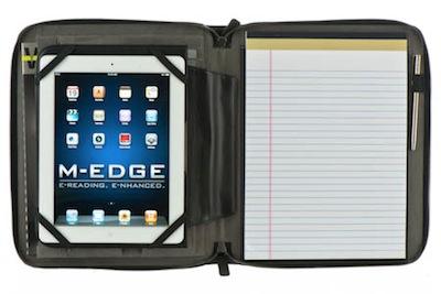 TestMEedgeUMportfolio 021 Test de M Edge Universal Modulor Method Portfolio   Une pochette multi fonctions pour iPad (71€)