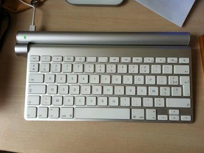 TestMagicBar008 Test de la Magic Bar   Une solution pour recharger les claviers Bluetooth pour mac (60€)