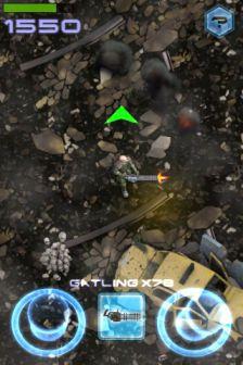 The terminator 2 Les bons plans de lApp Store ce vendredi 28 octobre 2011