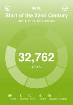 Time counter Les bons plans de lApp Store ce samedi 22 octobre 2011