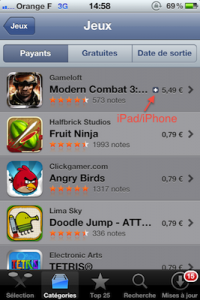 Tuto AppiPad iPhone 200x300 [Tutoriel] Reconnaitre une application iPhone / iPad dune application iPhone seule