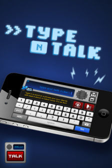 Type and talk Les bons plans de lApp Store ce lundi 24 octobre 2011