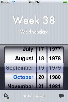 Weeknumber Les bons plans de lApp Store ce vendredi 28 octobre 2011