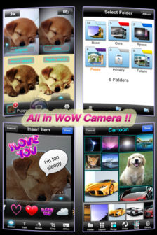 Wow camera Les bons plans de lApp Store ce dimanche 23 octobre 2011