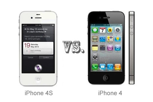 comparatif iphone4s vs iphone4 Des nouveautés inattendues pour liPhone 4S : Hauts parleurs et Vibreur améliorés