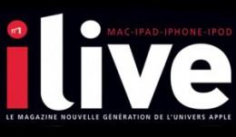 iLive Concours : 3 exemplaires du magazine iLiveMag n°3 et 1 an abonnement à gagner !