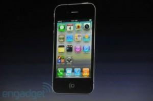 iPhone 4S 300x199 Comparatif de la batterie de liPhone 4S avec celle de liPhone 4