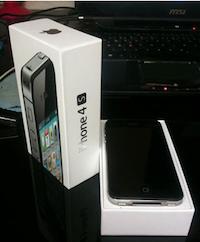 iPhone4GS Allemagne iPhone 4S déjà livré en Allemagne