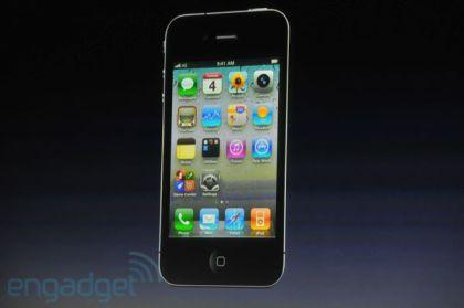 iPhone4S visuel Apple présente liPhone 4S   Un iPhone 4 amélioré... mais qui ne vaut pas un iPhone 5 !