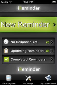 iReminder Les bons plans de lApp Store ce mardi 18 octobre 2011