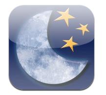 iSommeil Logo iSommeil, lapplication pour bien dormir et faire de beaux rêves