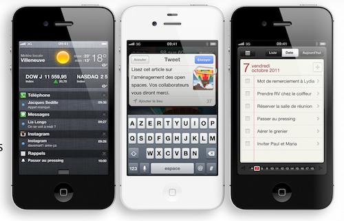 iphone 4S illustration Apple croit à liPhone 4S et liPad 2 en Inde