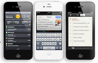 iphone 4S thumb iPhone : la 3G sauce light, Android obèse et mangeur doctets