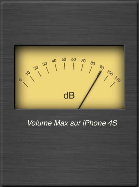 iphone 4s Des nouveautés inattendues pour liPhone 4S : Hauts parleurs et Vibreur améliorés