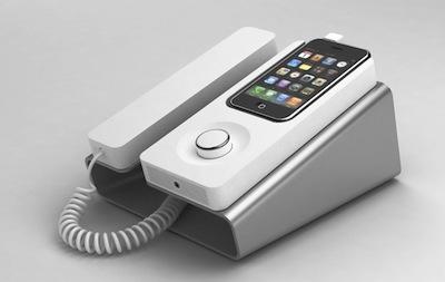 llustration 1 Concours : 1 Station daccueil DeskPhone pour iPhone à gagner avec App4Shop (Valeur 149€)