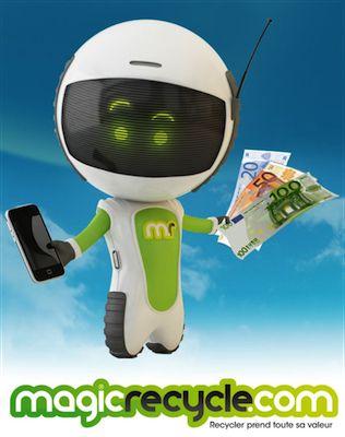 mr2 Magic Recycle   Recycler votre ancien iPhone pour vous acheter liPhone 4S !