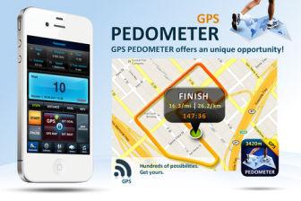 pedometer GPS Les bons plans de lappstore ce lundi 31 octobre 2011