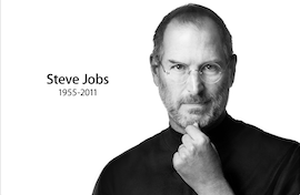 steve copie Dernier hommage à Steve Jobs