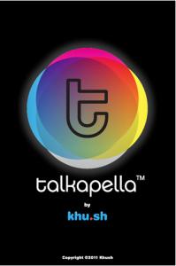 talkapella2 199x300 Test de Talkapella   Songify en version à capella ! (Gratuit)