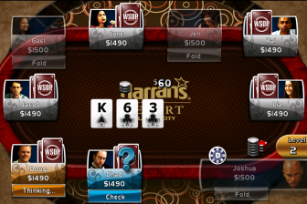test wsop table de jeu e1319822978956 Test de World Series Of Poker lite   Devenez un as du poker sur iPhone ! (Gratuit)