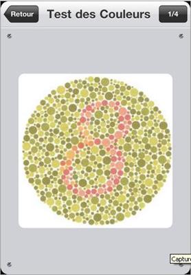 2 Testez votre vue : Une application gratuite qui mérite que lon y jette un oeil !
