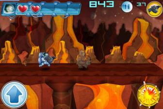 Alien march Les bons plans de lApp Store ce samedi 26 novembre 2011