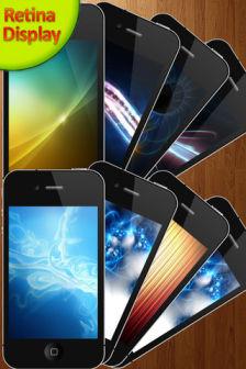 Amazing glow backgrounds Les bons plans de lApp Store ce lundi 5 décembre 2011