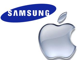 Apple Samsung Comparaison vidéo iPhone 4S / Samsung Galaxy S II