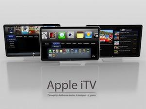 Apple iTV Prototype de la prochaine iTV dApple
