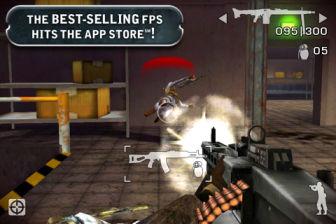 Battle field Les plus beaux jeux de lAppStore en promotion à 0,79€