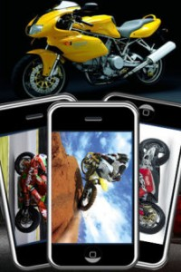 Bike wallpapers 200x300 Les bons plans de lApp Store ce mercredi 2 novembre 2011