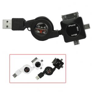 Brainwizz 2 Découvrez le Câble de recharge universel pour liPhone et les autres appareils (14,95€)