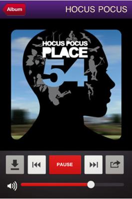 Capture 4 Test de Hocus Pocus : toute lactualité du groupe et un jeu de remix inclus (gratuit)