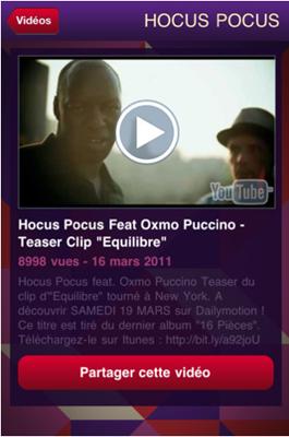 Capture 5 Test de Hocus Pocus : toute lactualité du groupe et un jeu de remix inclus (gratuit)