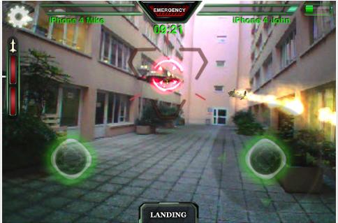 Capture d'écran 2011 11 18 à 18.04.28 App4Phone Teste lAr Drone   Le drone de Parrot controlé par iDevice (299€)