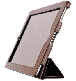 Capture d'écran 2011 11 26 à 12.24.24 Kolossa   Une coque SmartCover de luxe en cuir véritable pour iPad 2 (98€)
