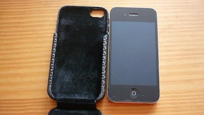 CcrsCaseCroxFlipCase009 Concours : une Coque CaseCrown Flip Carbon pour iPhone 4/4S à gagner (12€)