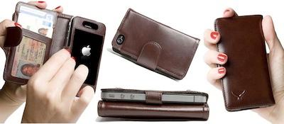 CcrsEtuiCuiriPhone003 Concours: Un étui en cuir de chez MapiCases pour iPhone 4 et 4S à gagner ! (37€)