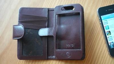 CcrsEtuiCuiriPhone006 Concours: Un étui en cuir de chez MapiCases pour iPhone 4 et 4S à gagner ! (37€)