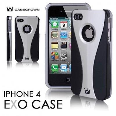 CcsCCPolycarbonate003 Concours : Une coque CaseCrown Polycarbonate pour iPhone 4/4S à gagner (21€)