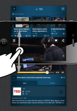 DailyMotion Dailymotion revoit sa copie sur iPhone et iPad !