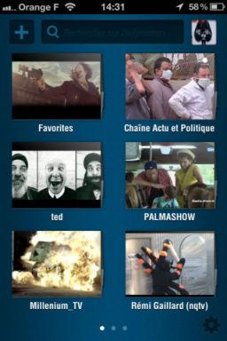 Dailymotion 2 Dailymotion revoit sa copie sur iPhone et iPad !